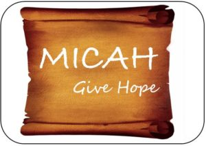 Micah give hope