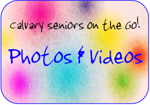 Seniors on the Go photos and vidoes
